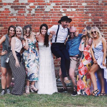 Have all your favourite people around you on your big day, with easy access to the A11, local train lines and for those who prefer to arrive by boat the Norfolk broads!