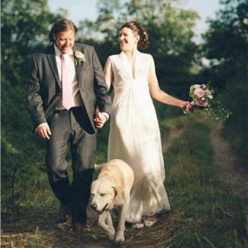 The perfect romantic venue to celebrate with all your loved ones including the four legged, fury kind!