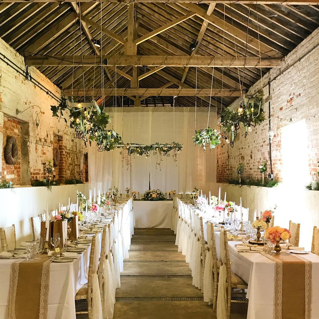 Small Wedding Reception Ideas: An Enchanting Wedding Venue On The Norfolk